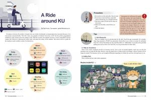 A Ride around KU